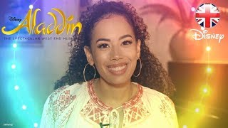 ALADDIN THE MUSICAL | What Does Pride Mean To You? | Official Disney UK