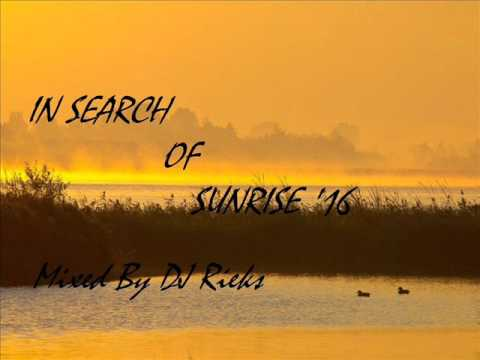 In Search Of Sunrise '16 prt1  Mixed By DJ Rieks