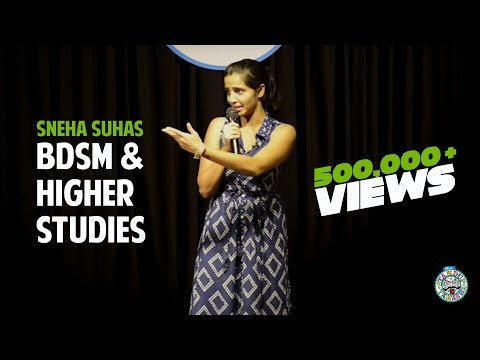 Xxx Mp4 BDSM And Higher Studies Stand Up Comedy By Sneha Suhas 3gp Sex