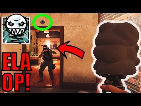 Xxx Mp4 ELA IS OP Rainbow Six Siege Gameplay 3gp Sex