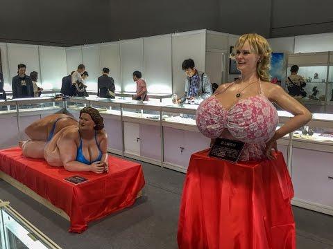 Xxx Mp4 China Adult Care EXPO 2016 Shanghai 3gp Sex