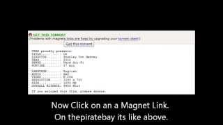 How to Download Torrents with Magnet Links