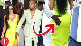 10 Strict Rules Kanye West Makes Kim Kardashian Follow That Proves He