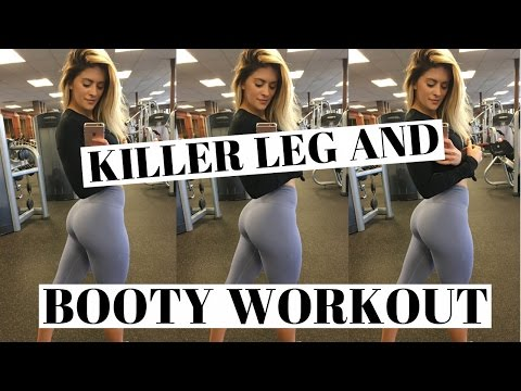 Xxx Mp4 HOT HEAVY Leg And Booty WORKOUT 3gp Sex