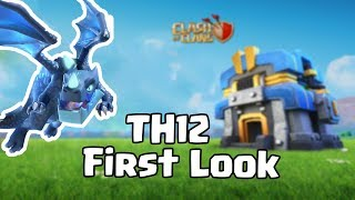 TH12 Update Clash of Clans India