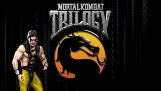 M.U.G.E.N Mortal Kombat Trilogy X - Shang Tsung (MK3) - Ladder.