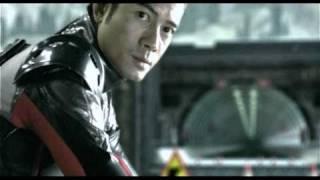 亞洲遊戲展2006 主題曲風之子 郭富城