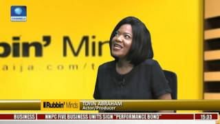 Rubbin Minds: Why I Changed My Name From 'Aimaku' To Toyin Abraham