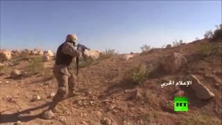 الإعلام الحربي ينشر فيديو للمعارك في جرود عرسال