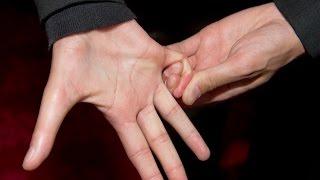 شرح خدعة دينامو ثني الاصبع dynamo finger