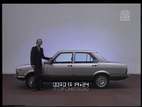Ad Fiat Argenta 2000 1981 82 Ita Video Download