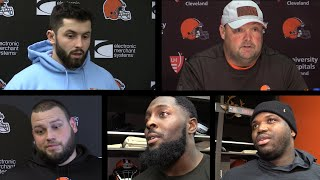The challenge Broncos' fierce pass rush presents the Browns