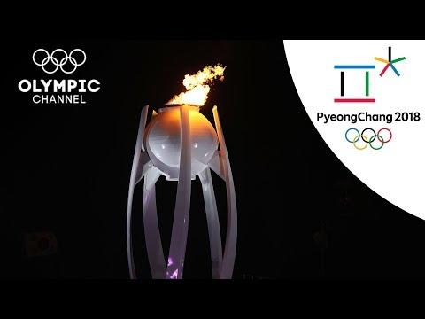 The Pyeongchang 2018 Opening Ceremony Highlights Winter Olympics 2018 PyeongChang