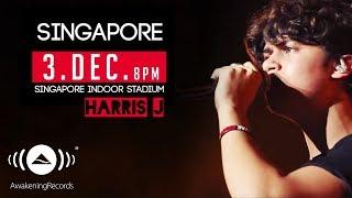 Harris J Singapore Concert Highlights