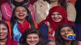 Ayesha Jahanzeb se sawal kiya Ashiq waaqi dimaagha ka khalal hai? khabarnaak
