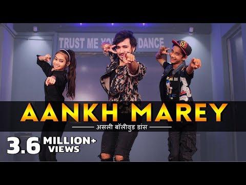 Xxx Mp4 SIMMBA Aankh Marey Dance Video Vicky Patel Choreography Ranveer Singh Sara Ali Khan 3gp Sex
