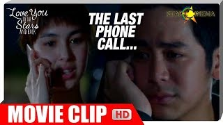 """Mika and Caloy make """"last"""" phone call to their loved ones 