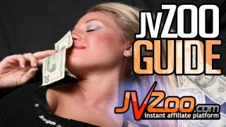 JVZoo Affiliate Marketing Guide - Register with JVZoo & Request Affiliate URL's