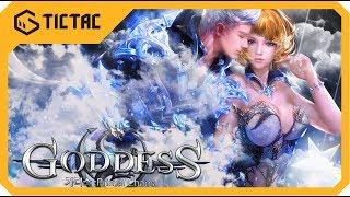 DBG#39 HP MMORPG dengan aksi cinematic 3D-Goddess : Primal Chaos