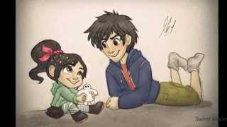 Hiro And Vanellope ||Love Like Woe||
