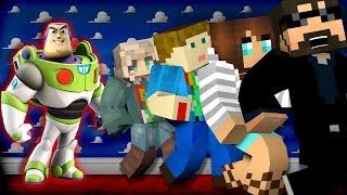 Minecraft: TOY STORY MURDER | MODDED MINI-GAME
