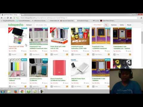tips mencari supplier di tokopedia