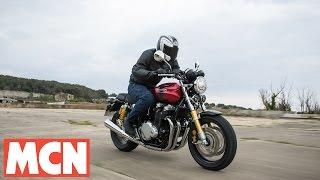 Honda CB1100Rs & CB1100EX | First rides | Motorcyclenews.com