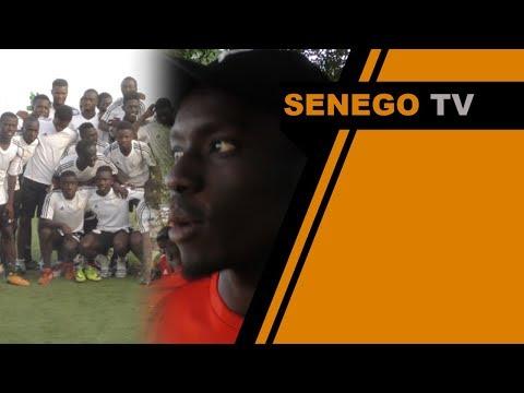 Xxx Mp4 2ème Séance Des Lions À Saly Retrouvaille Diambar FC Et Gana Gueye 3gp Sex