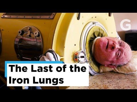 Xxx Mp4 The Last Few Polio Survivors – Last Of The Iron Lungs 3gp Sex