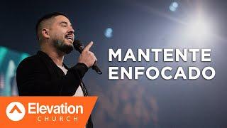 Mantente Enfocado | Pastor Jonathan Josephs
