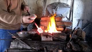 Bir Damascus Bıçak Hikayesi ( isa ustanın atölyesi )