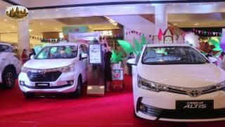 Car exhibition 2017 in AEON mall Phnom Penh - visit Cambodia