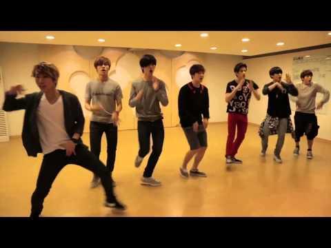 BTOB   WoW Dance Practice