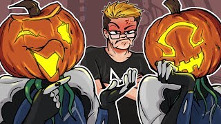 THE QUEST FOR THE ALMIGHTY PUMPKIN!! - Warframe Gameplay Funny Moments