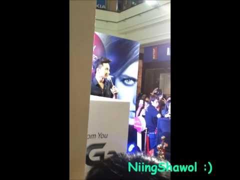 FanCam 131103 ริท The Star   LG Rear Key @Central Rama 2
