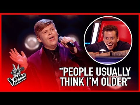 Young boy SHOCKS The Voice Kids coaches STORIES 21