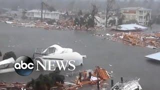 Inside Hurricane Michael as it made landfall