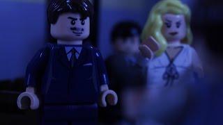 Lego Batman's Parents Death Parody