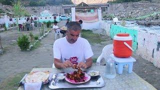 Catch, Clean & Cooking Trout Fish At Juglot || Gilgit Baltistan || Trout Fish Recipe