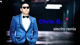 PSY - GENTLEMAN (dj Chris D.) Electro remix