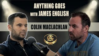 James English meets SAS hero Colin MacLachlan to talk about PTSD when he was captured and tortured