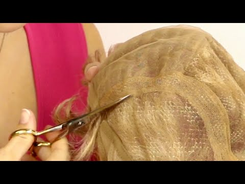 How to Turn a Hand-Tied Wig into a Custom Top Piece