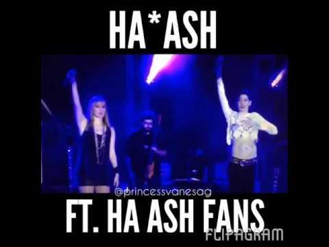 Ha*Ash ft. Ha Ash Fans @haashoficial