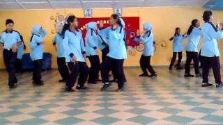 PLKN Tamil Dance