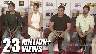 Bajrangi Bhaijaan Trailer & Music Launch Full Event HD | Salman Khan, Kareena Kapoor