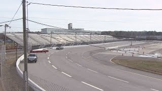Langley Speedway gets ready for April 1st reopening