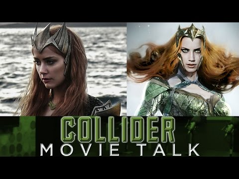 First Look At Aquaman's Mera In Justice League - Collider Movie Talk