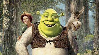 Shrek 2 Full Game Movie All Cutscenes Cinematic