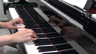 【プロが弾く】Sweet! Sweet! Music!/いきものがかり_ドラマ『私 結婚できないんじゃなくて、しないんです』主題歌_月刊ピアノ(16年5月号)_ピアノ