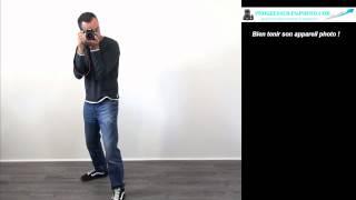 Comment bien tenir son appareil photo ? Apprendre et progresser en photo